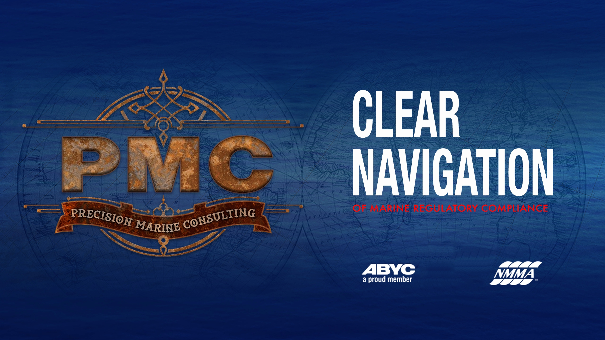 The premier consulting group of the USCG compliant boat builders using the ABYC and NMMA